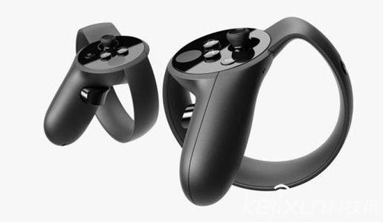 VR手柄Oculus Touch发售 售价199美元