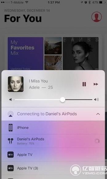 AirPods耳机开箱:苹果新的未来!