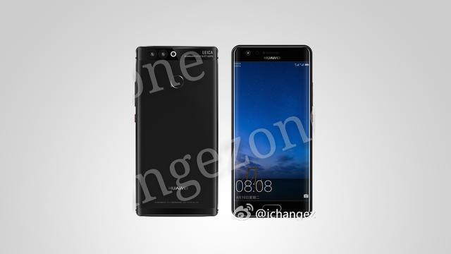 华为P10确认将配曲面屏 或配无线充电功能