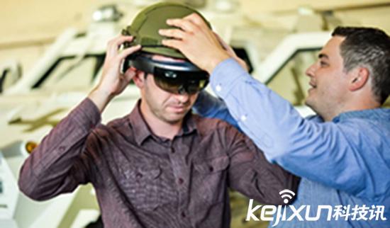 微软新专利:HoloLens或支持VR功能