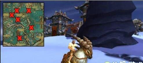 《魔兽世界》魔兽6.0野外蹲守坐骑心得分享