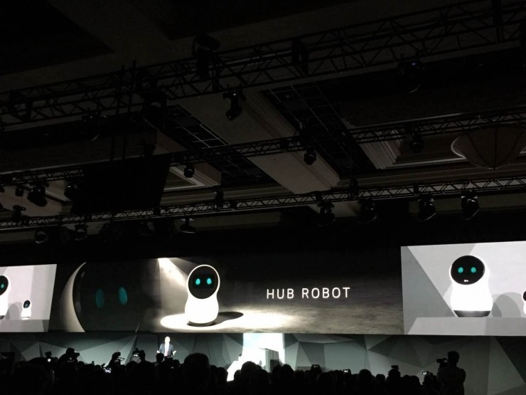 机器人扎堆CES全球消费电子展 这些机器人新品不容错过