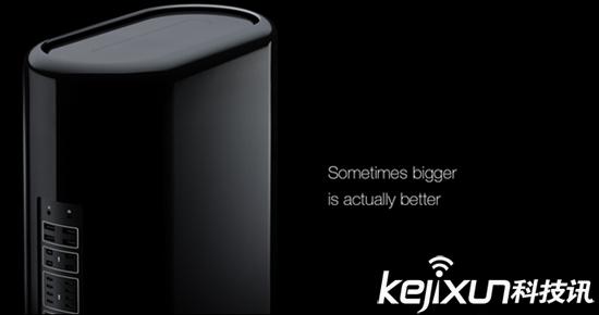 """苹果新一代Mac Pro长这样?抛弃""""垃圾桶""""设计"""