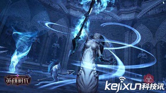 VR游戏英雄时代登陆青睐之光 大幅致敬魔兽世界