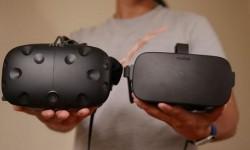 HTC Vive和Oculus Rift哪个好?htc vive和oculus rift对比评测