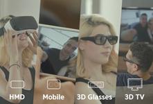 全景VR相机众筹 支持4K分辨率3D视频