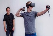 Facebook收购Oculus实际花费30亿美元 今后注重AR研究