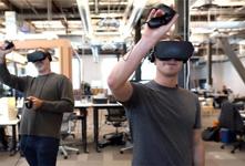 Facebook你未来10年投资VR30亿美元 押宝虚拟现实