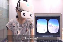 这款VR头显可让你感受风吹日晒 更多感官沉浸式体验