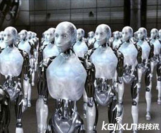 人工智能机器人抢人饭碗?盖茨有话说