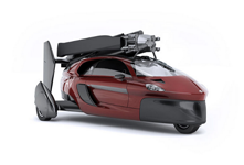 荷兰Liberty飞行汽车开始预售 未来汽车长这样