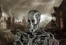 程序员3D打印出T-800机器人 还能自学知识与人对话