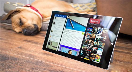 微软Surface Pro 5今春发布!设计更轻薄