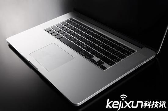 苹果TouchBar新专利曝光 未来应用于iMac