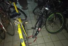 两名护士给ofo共享单车上锁 处盗窃罪被行政拘留5日