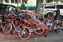 深圳收缴数千辆共享单车 恶性竞争?