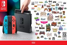 任天堂Switch:最新60+款独立游戏支持!