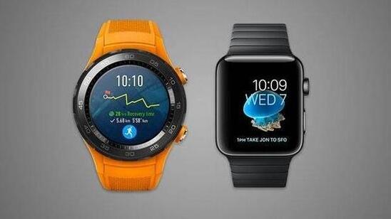 华为Watch 2与苹果 Series 2对比 谁更强?