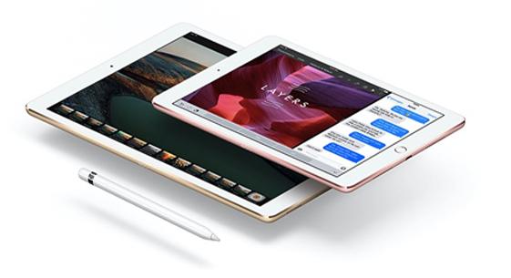 苹果iPad新品将配备触控笔 可磁吸附充电