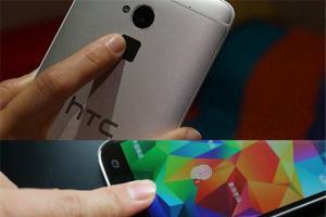 手机指纹识别将如何发展?前置重回后置