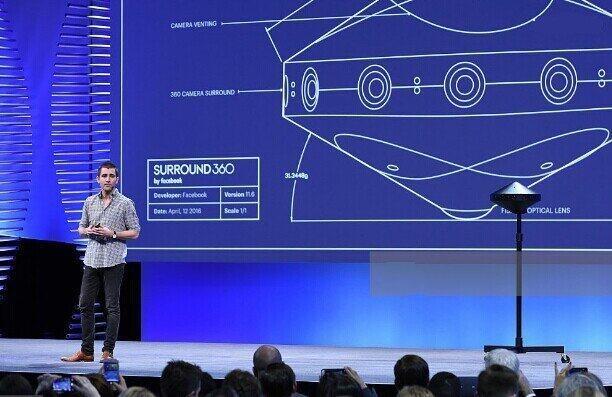 Facebook 推出了两款新的VR相机:x24和x6