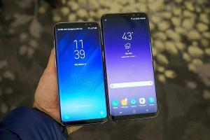 三星S8今日正式上市 三星手机复兴需闯三道坎