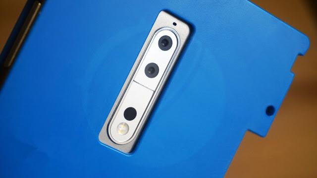 诺基亚9真机曝光:骁龙835+后置双摄