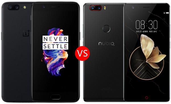 同为8GB内存 一加5和努比亚Z17的差别在哪?