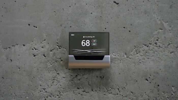微软携手江森自控推出支持Cortana的恒温器