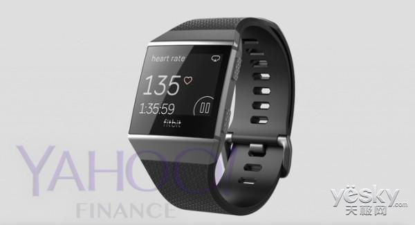 Fitbit宣布将发布自家的智能手表 支持防水