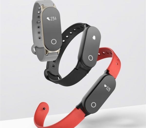 腾讯杀手级智能手环Pacewear S8发布 对飙小米手环?