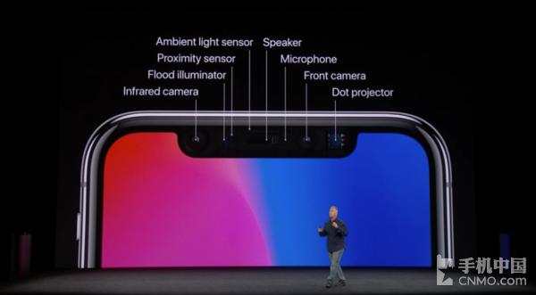 iPhone X正式发布 999美元起11月才上市