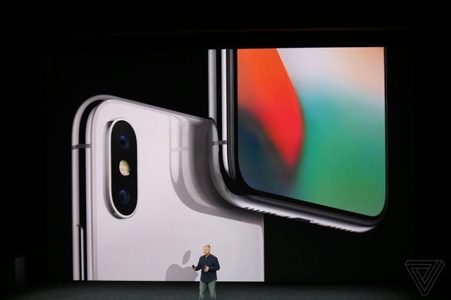 差异不止全面屏 iPhoneX对比三星Note8