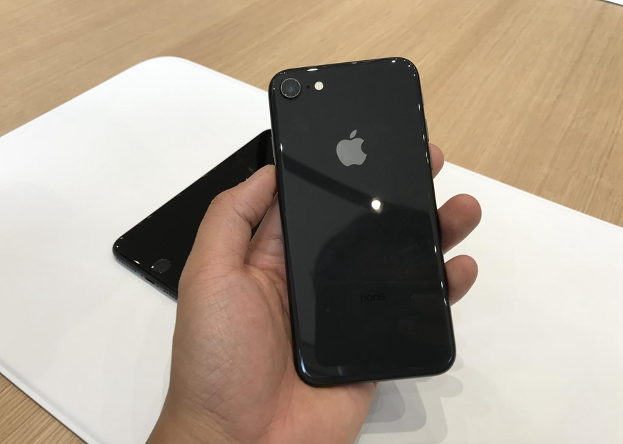 回归双面玻璃 iPhone8/8 Plus真机图赏(6/14)