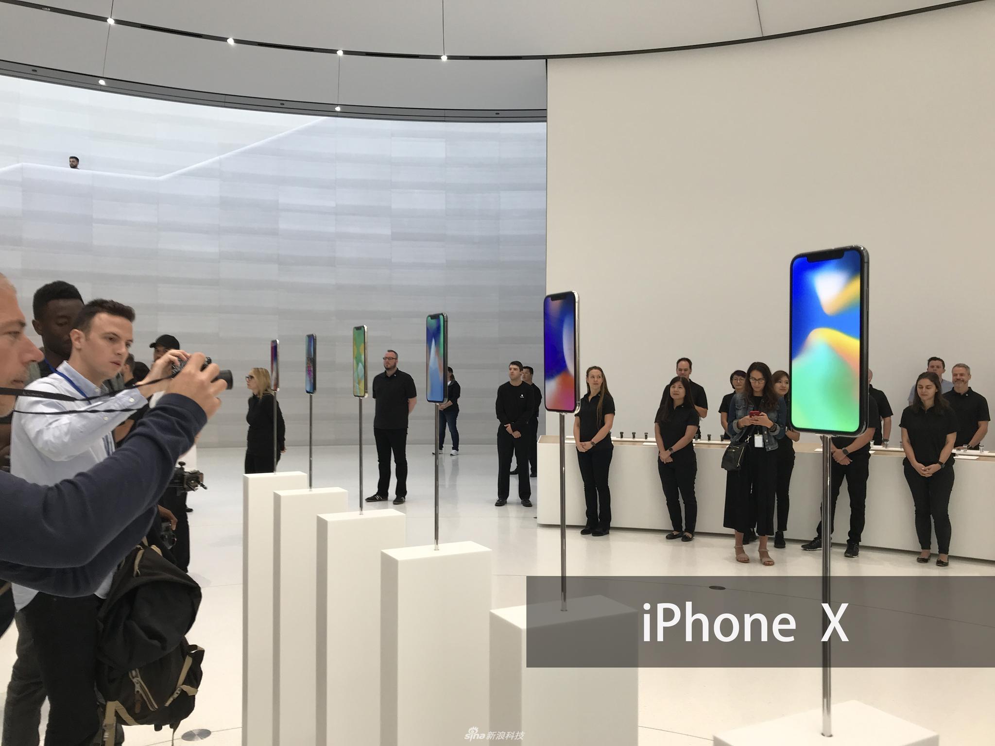 黑白正面没差别 iPhoneX真机实拍图赏(1/13)