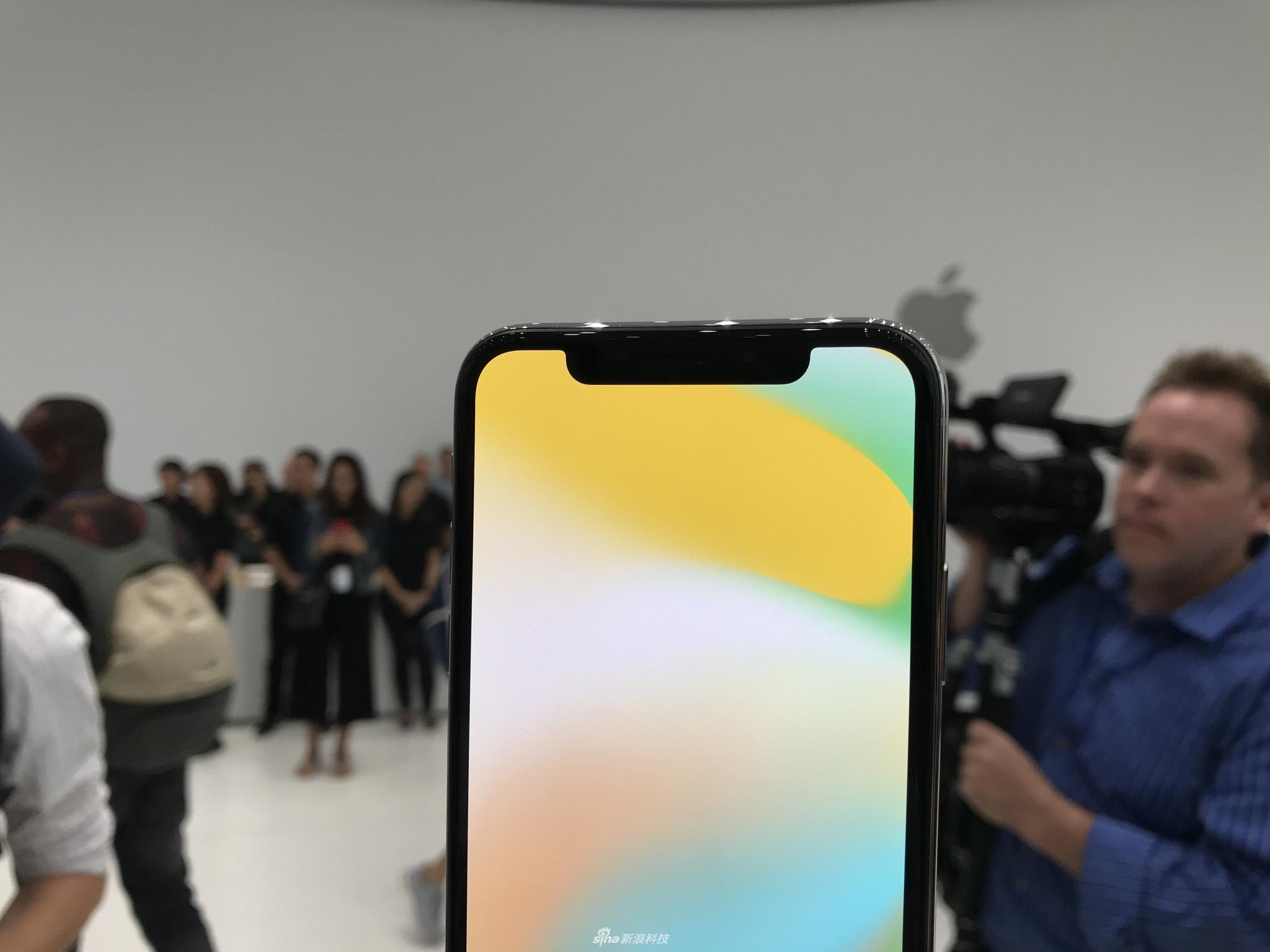 黑白正面没差别 iPhoneX真机实拍图赏(12/13)