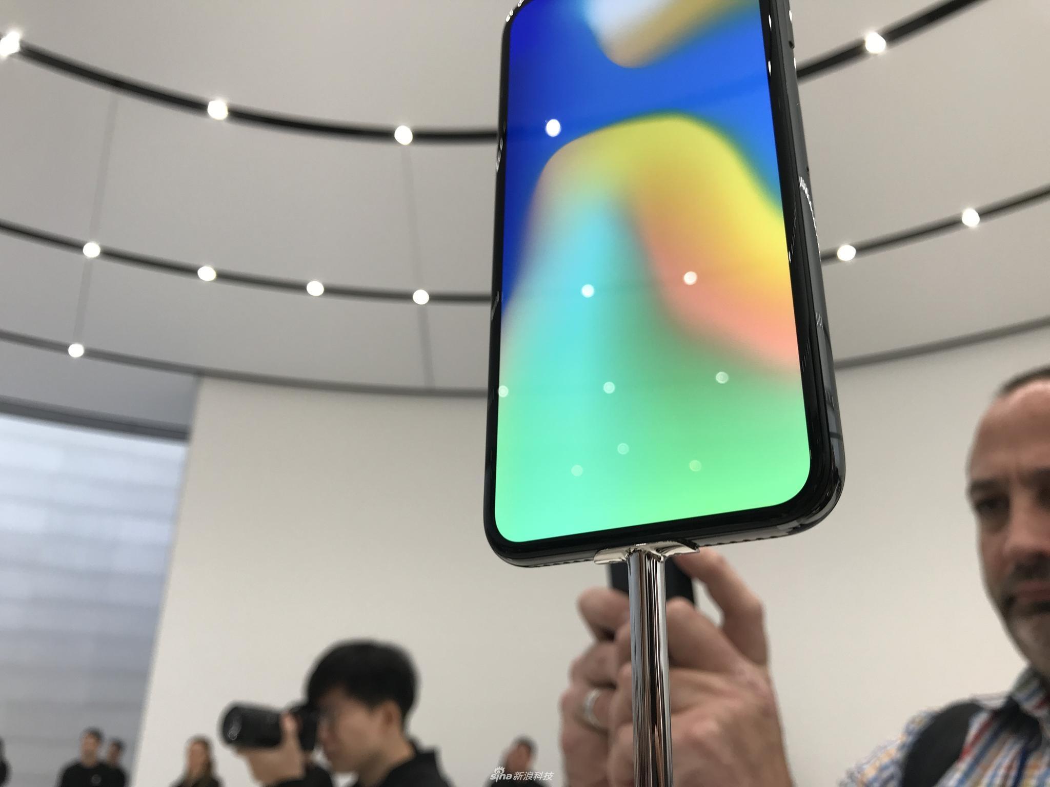 黑白正面没差别 iPhoneX真机实拍图赏(5/13)