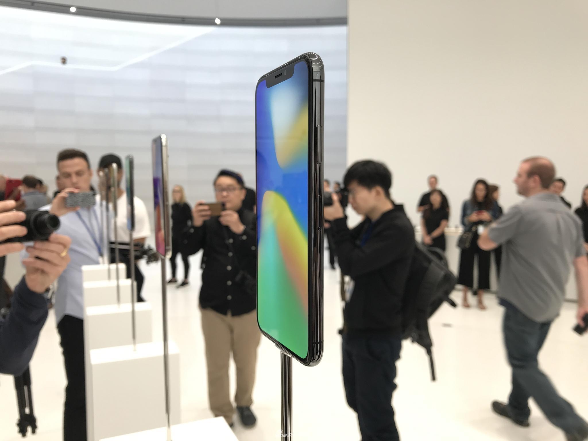 黑白正面没差别 iPhoneX真机实拍图赏(4/13)