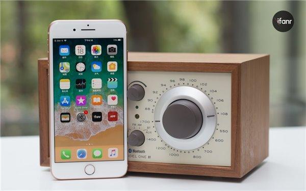 iPhone 8和iPhone 8 Plus评测:令人惊艳的人像模式