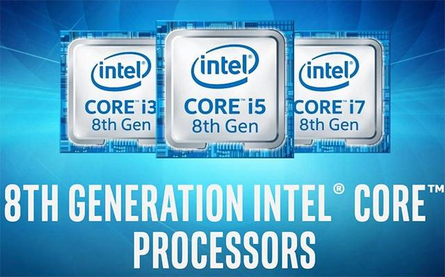 Intel八代酷睿CPU性能大爆发 AMD干得漂亮!