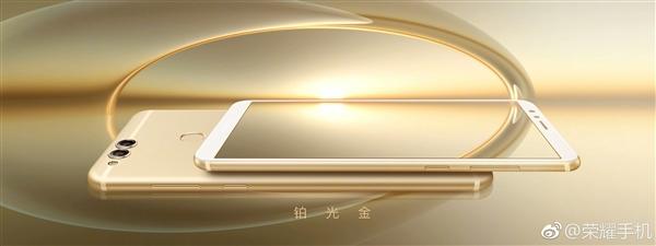 华为荣耀7X正式发布 1299元全面屏神机!g