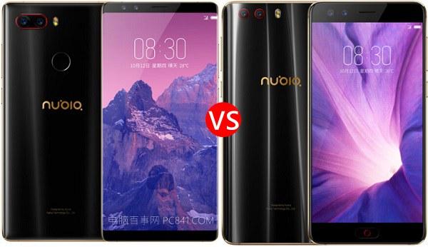 努比亚Z17S和Z17miniS有什么区别_买哪个好?