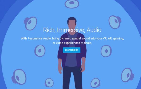谷歌宣布沉浸式VR音频SDK Resonance Audio