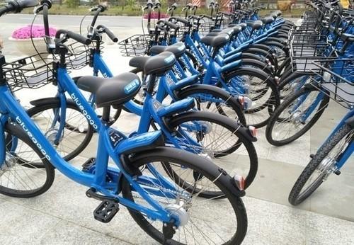 滴滴收购小蓝单车 最好骑的单车被滴滴拯救