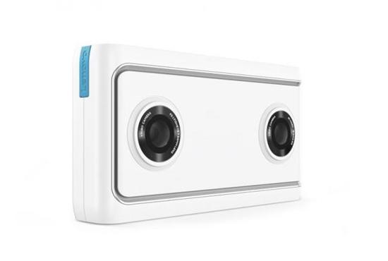 联想Mirage Camera发布 可180度VR视频直播