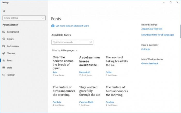 Win10 Build 17083正式发布 五个新功能一览