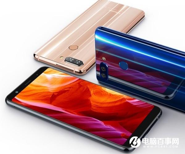 海信H11全面屏手机发布 颜值爆棚 但性价比一般