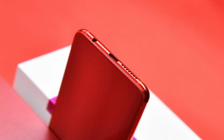 红的漂亮!华为nova2s相思红图赏