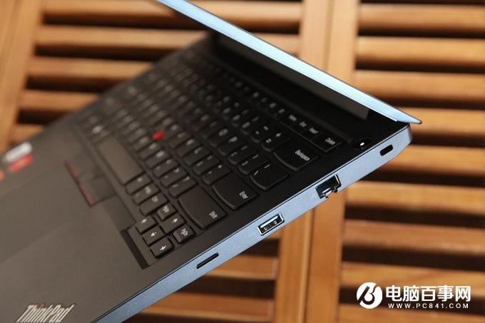 轻薄商务本 ThinkPad E480笔记本图赏