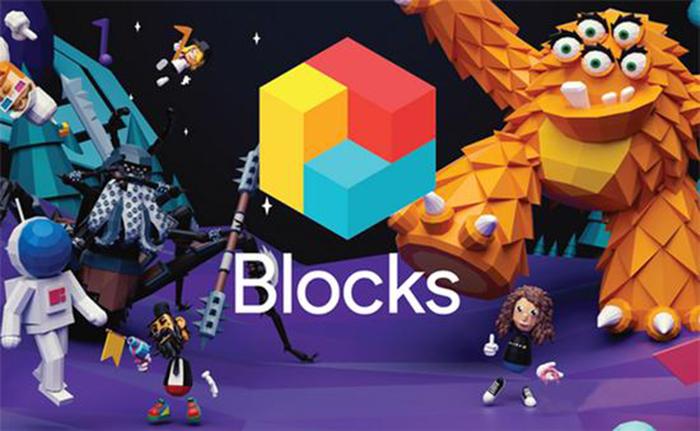 谷歌更新VR建模工具Blocks,新增9大功能